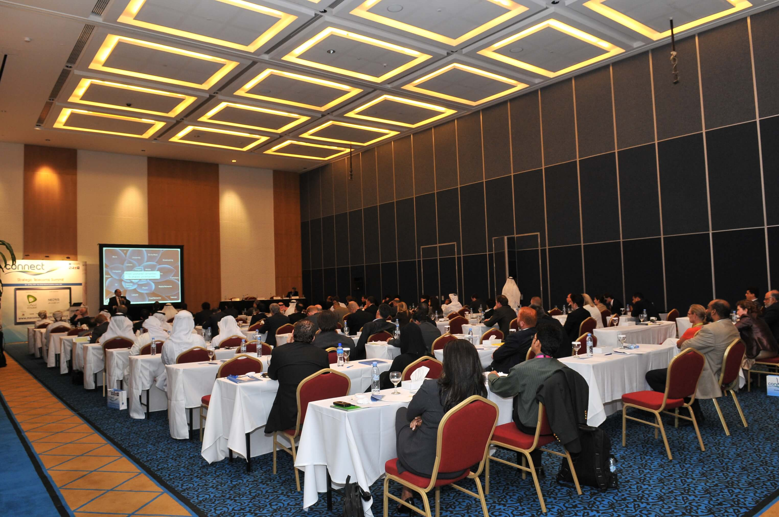 Building 12 International Thought Leadership Conferences in the UAE